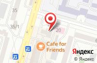 Схема проезда до компании Tattoo-Round в Октябрьском