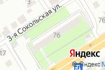 Схема проезда до компании Ваше зрение в Перми