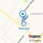 Acoola на карте Уфы