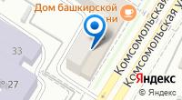 Компания Гюльнара на карте