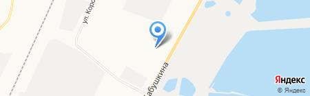 Регион-Б на карте Стерлитамака