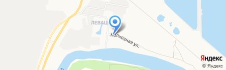 Сева на карте Стерлитамака