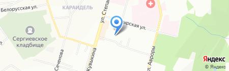 КомСтайл Плюс на карте Уфы