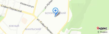 New trans media на карте Уфы