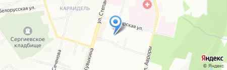 Релакс тур на карте Уфы
