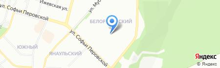 Семейный пир на карте Уфы