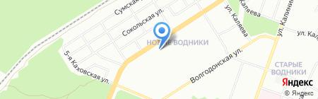 Банкомат Альфа-Банк на карте Перми