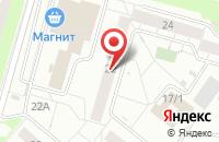 Схема проезда до компании Уфадормаш в Уфе