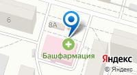 Компания Мэди на карте