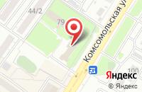 Схема проезда до компании СП-Принт в Подольске