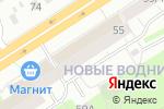 Схема проезда до компании Массажный кабинет в Перми