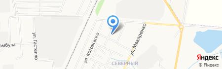 Участковый пункт полиции Отдел полиции №3 на карте Стерлитамака
