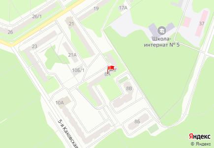 2-комн. квартира, 51 м.кв.,1/5 эт.