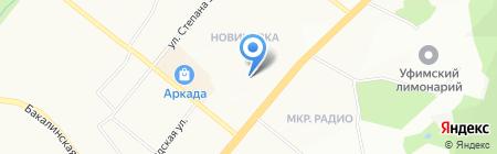 Альянс-Групп на карте Уфы