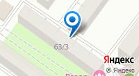Компания Лавель на карте