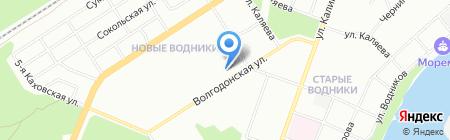 Банкомат Уральский банк реконструкции и развития на карте Перми