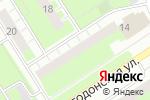 Схема проезда до компании Чай и кофе в Перми