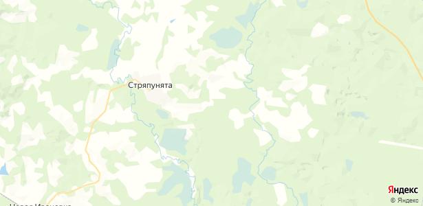 Подстанция на карте