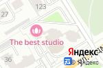 Схема проезда до компании Теремок в Перми