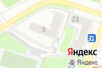 Схема проезда до компании Волгодонская 5 в Перми