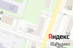 Схема проезда до компании Хлебушек в Перми