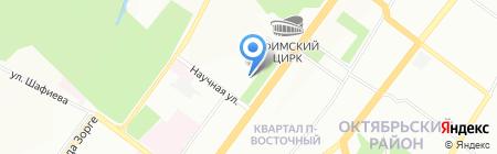 СпецТехника на карте Уфы