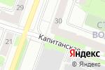 Схема проезда до компании Белозубофф в Перми