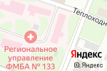 Схема проезда до компании Поликлиника №6 в Перми