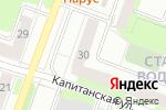 Схема проезда до компании Пенная Бочка в Перми