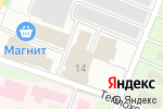 Схема проезда до компании Белый камень в Перми