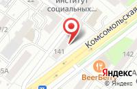 Схема проезда до компании Уралвестмаркет в Уфе