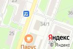 Схема проезда до компании Мир-квартир59.ru в Перми