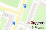 Схема проезда до компании Цветы для вас в Перми