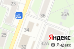 Схема проезда до компании 320 в Перми