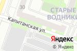 Схема проезда до компании Шарик в Перми