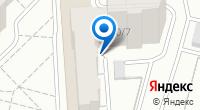 Компания Энже на карте