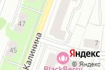 Схема проезда до компании Хлебный дворик в Перми