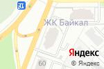 Схема проезда до компании Вредные привычки в Перми