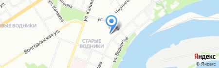 ПремьерАвто на карте Перми