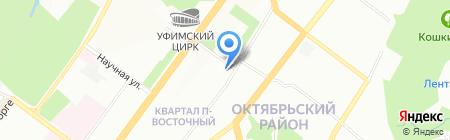 Nasko travel на карте Уфы