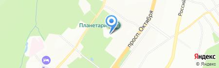 Rock`s cafe на карте Уфы