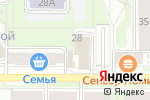 Схема проезда до компании BALAMУТ в Перми