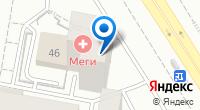 Компания Альфа-клиника на карте