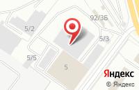 Схема проезда до компании Км-Урал в Уфе