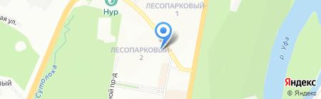 Платежный терминал БИНБАНК кредитные карты на карте Уфы