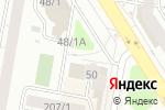 Схема проезда до компании Управление по вопросам миграции МВД по Республике Башкортостан в Уфе