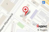 Схема проезда до компании Центр Профессиональной Подготовки Специалистов По Сварочному Производству Республики Башкортостан в Уфе