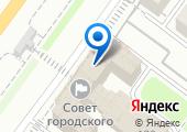 Администрация городского округа г. Уфа на карте