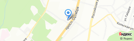 Blammo на карте Уфы