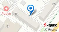 Компания Николь на карте